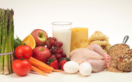 Tema destacado de enero - Comer saludablemente