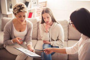 familia y terapeuta